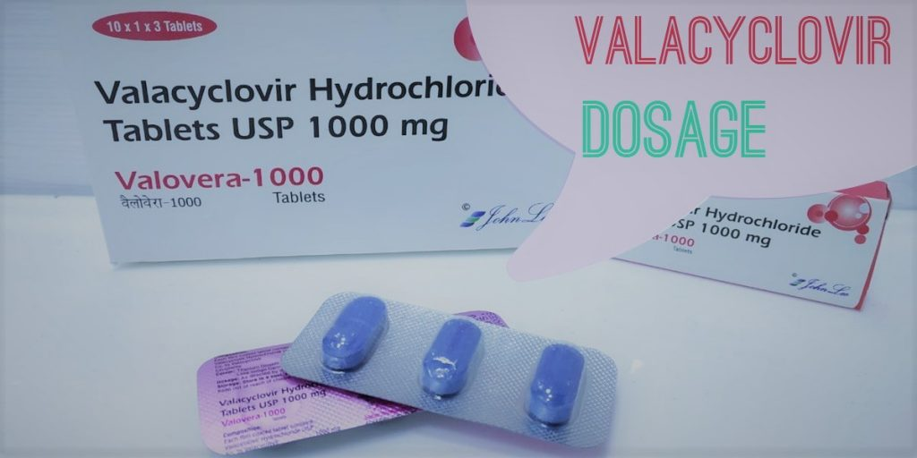 Valacyclovir Dosage Herpes