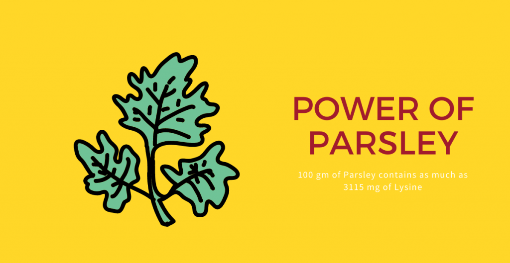 Power of Parsley