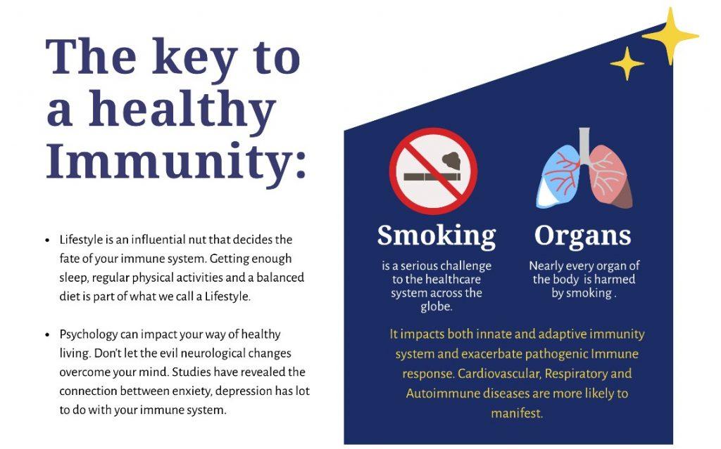 The key to healthy immunity